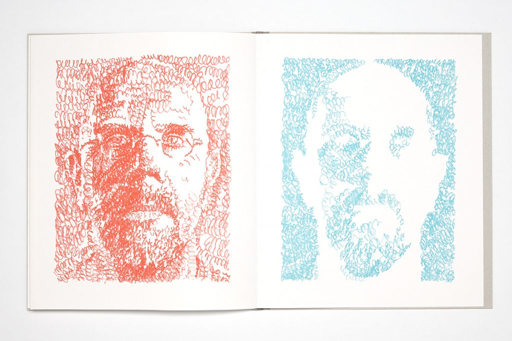 Chuck Close, Little Steidl Artist Book